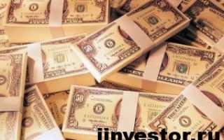 Помощь в поиске инвестиций