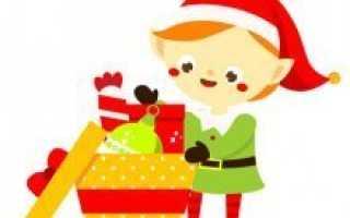 Новогодние подарки налоговый учет