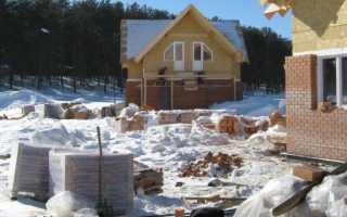 Зимнее удорожание при капитальном ремонте