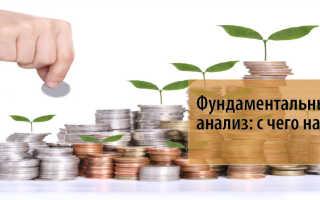 Инвестиционный анализ практика
