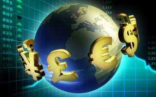 Валютно финансовая система сша