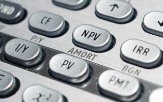 Оценка инвестиционных проектов npv