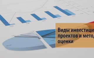 Концепция инвестиционного проекта