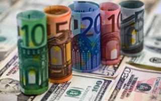 Как в 1с отразить валютные операции